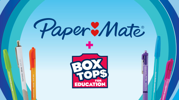 paper mate thanks teachers