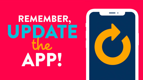Is your Box Tops app up to date?